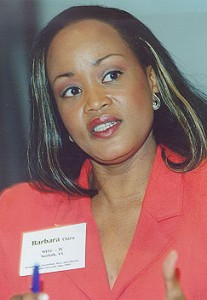 Barbara Ciara, WVEC-TV, Norfolk, Va.
